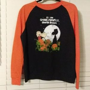 Peanuts Great Pumpkin Shirt